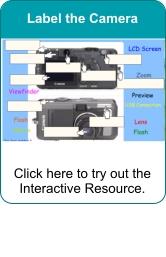 Label The Digital Camera