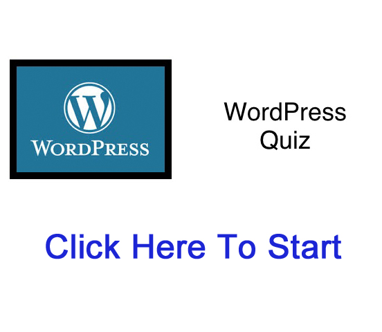 WordPress Quiz